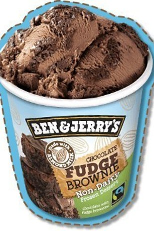 ben and jerrys ice cream more than just delicious Since ben & jerry's non-dairy ice cream is  for more product information: visit the ben & jerry  i have to agree that so delicious cashew milk ice creams are.