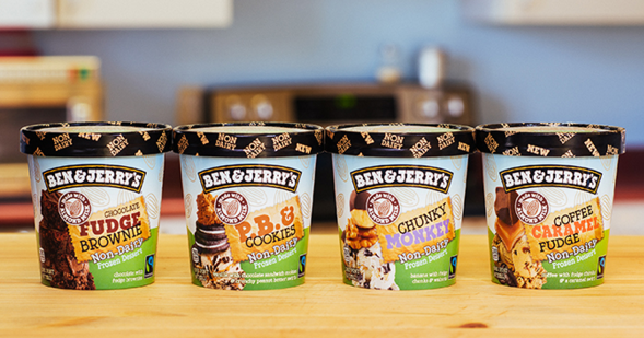 Lactose intolerance never LOOKED SO DELICIOUS.
