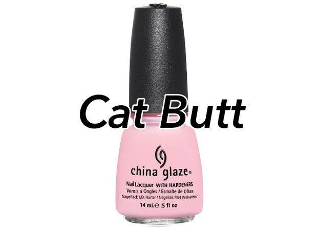 "China Glaze's ""Faith"""
