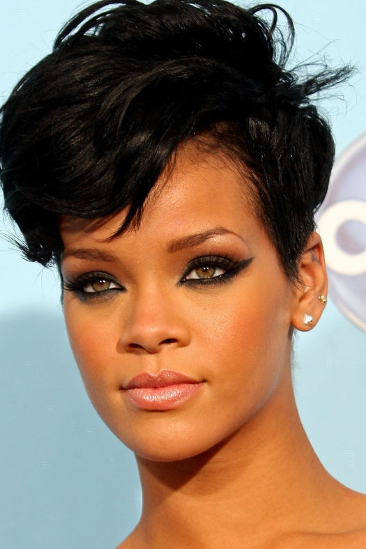 rhianna hair styles 17 who prove hair isn t the only way 3393