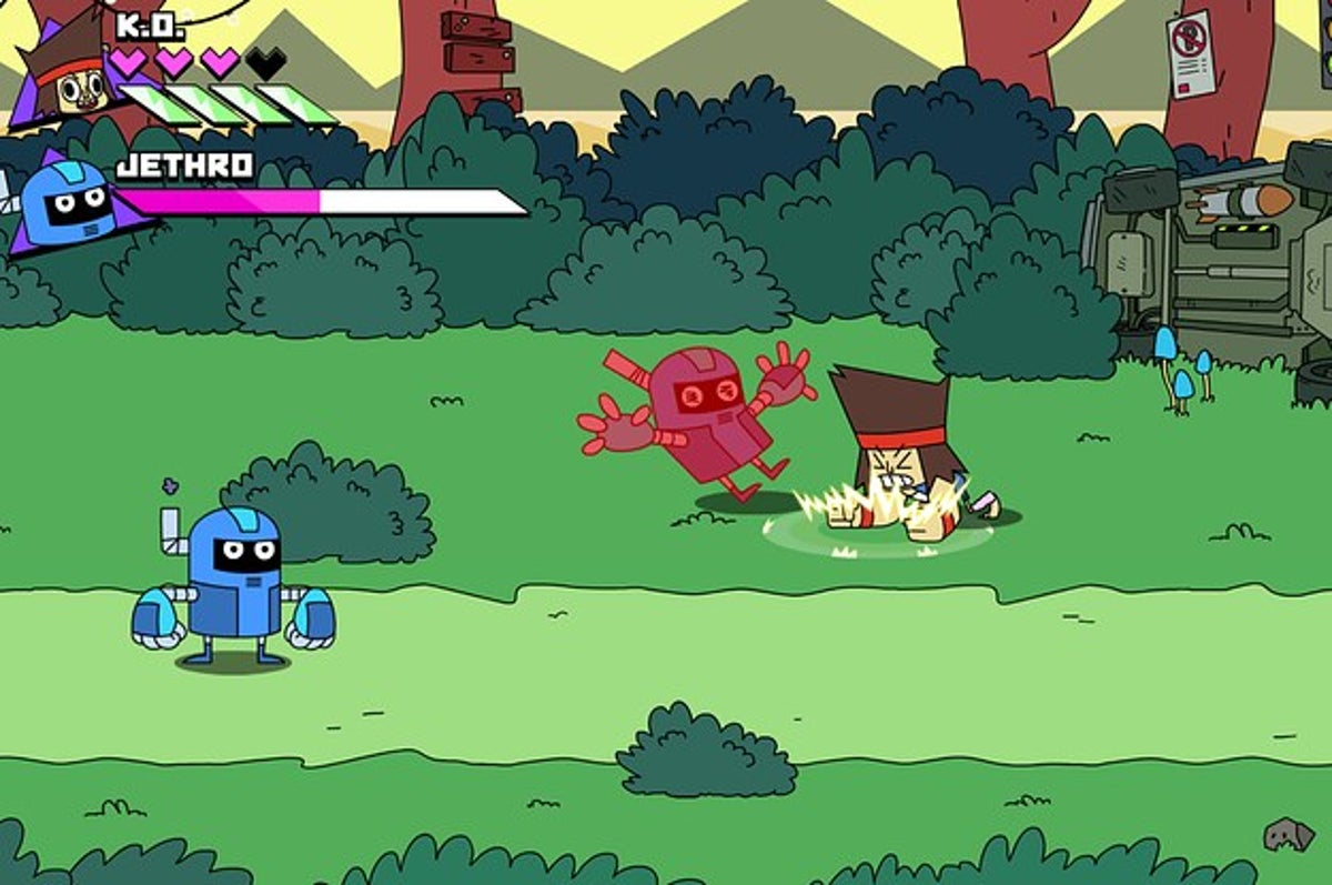 Cartoon Network Just Released Its First Original Mobile Game