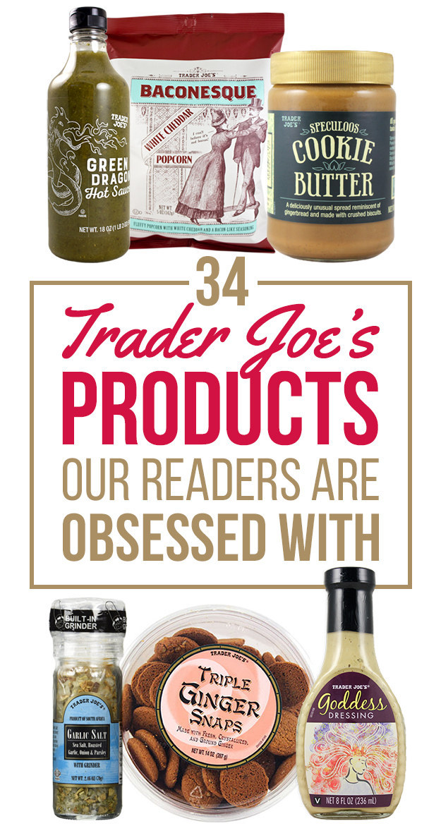 34 trader joes products that are totally worth it