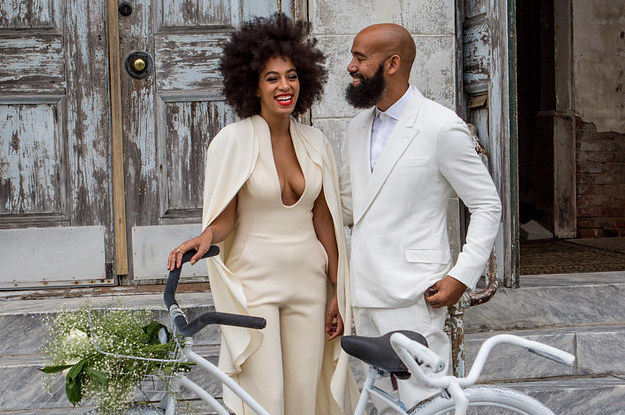 Solange Knowles's Wedding Ring Got Lost At Mardi Gras