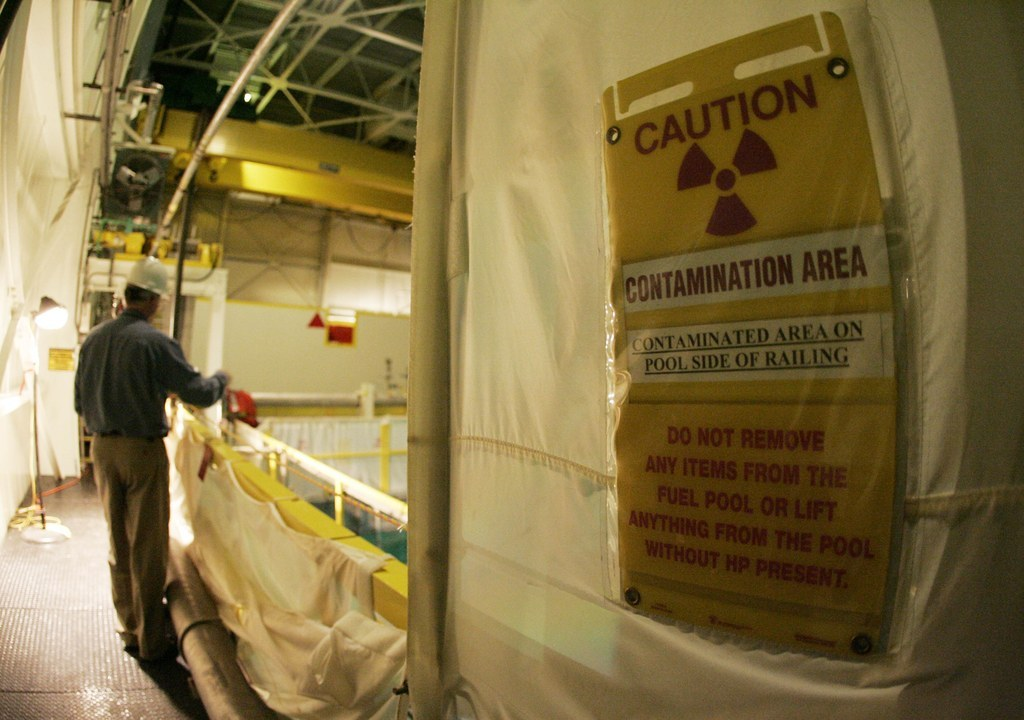 Radioactive Water Has Leaked Into The Ground In Downstate New York