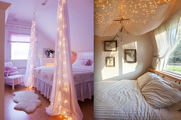 Buzzfeed weddings - Canopy bed ideas for adults ...