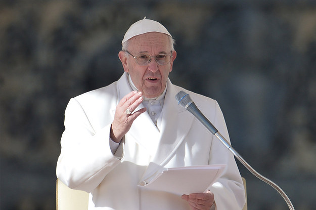 Women Are Being Murdered And These People Want The Pope To Talk About It