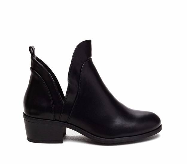 These cutout boots for $26.70.