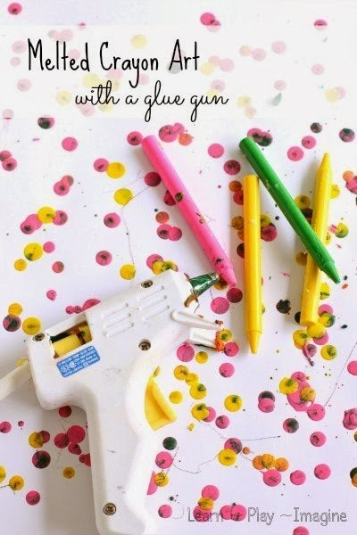17 Insanely Cool Things You Can Do With A Hot Glue Gun