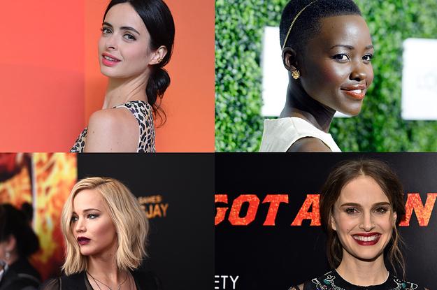 On vous dit quelle actrice est faite pour vous en un clic - Avec quelle actrice pourriez vous sortir ...