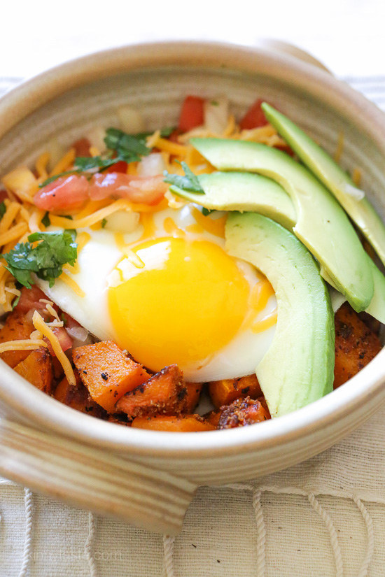 Breakfast Burrito Bowl