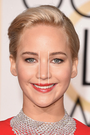 Jennifer Lawrence Genius Tricks For Getting The Best Damn Eyebrows Of Your Life