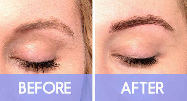 You can also go the route of eyelash extensions for special occasions (because they sometimes don't last longer than a week).