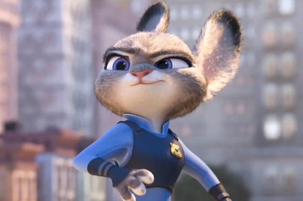 "The Surprising, Groundbreaking Lead Character In ""Zootopia"""