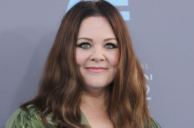 Melissa McCarthy Just Stood Up For Feminism In The Best Damn Way