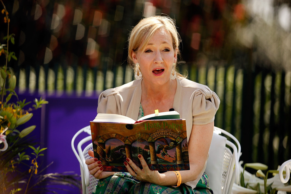 J.K. Rowling Just Revealed A Major Moment In American Wizarding History