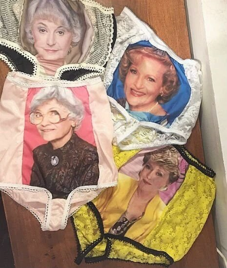 Unos calzones para no volver a querer tener sexo nunca jamás.