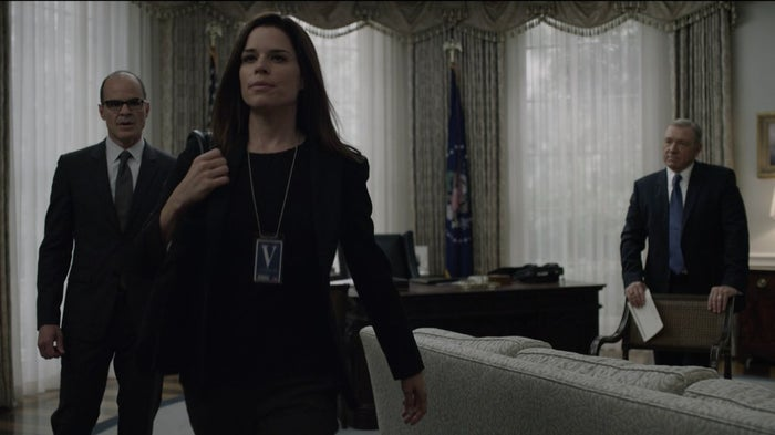 Neve Campbell Joins The Cast Of House of Cards