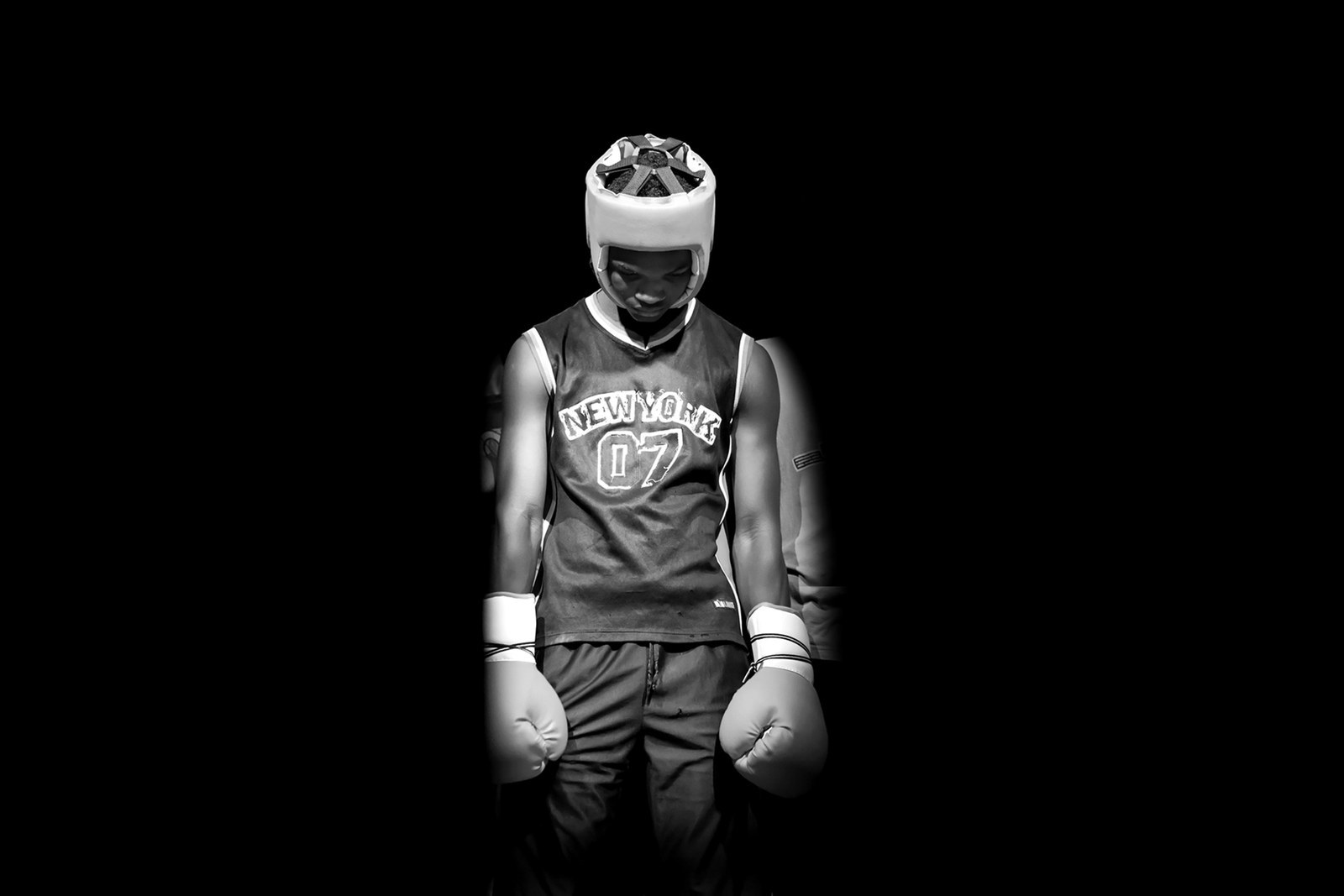 15 Incredible Photos Of Ghanaian Amateur Boxers
