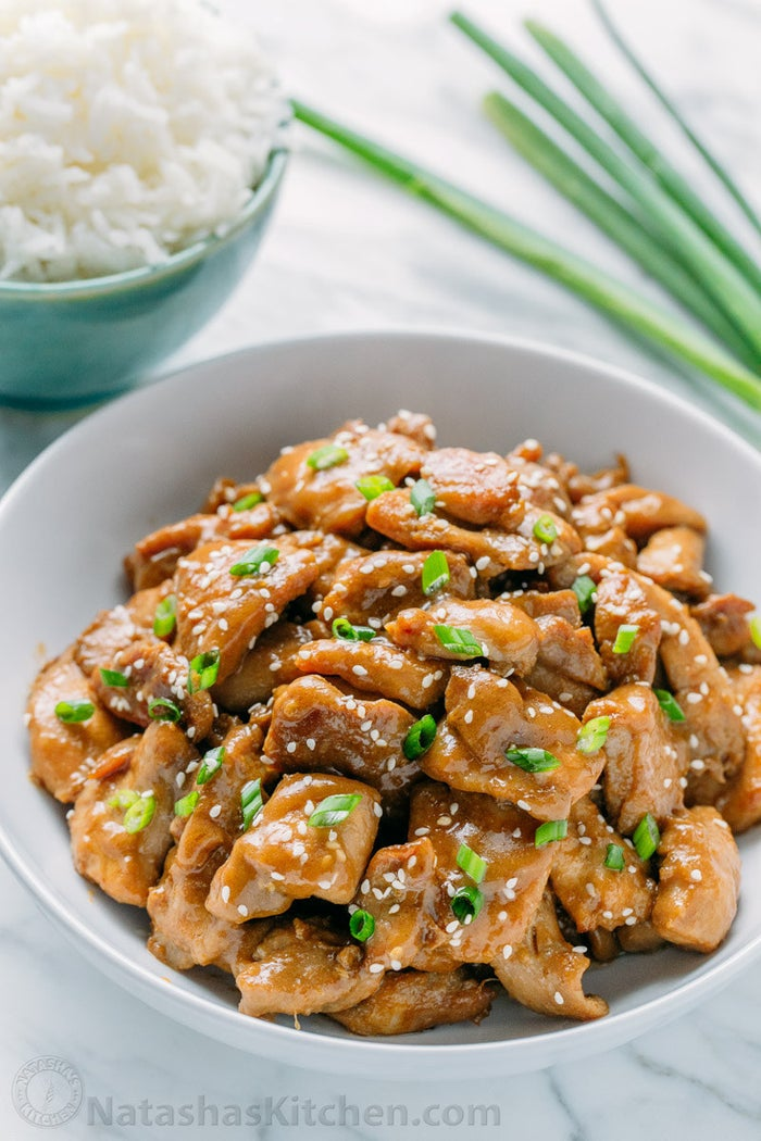 Chicken Teriyaki has been loved for decades within Japanese American families. That sweet-salty sauce with the tender chicken is like a match made in heaven.