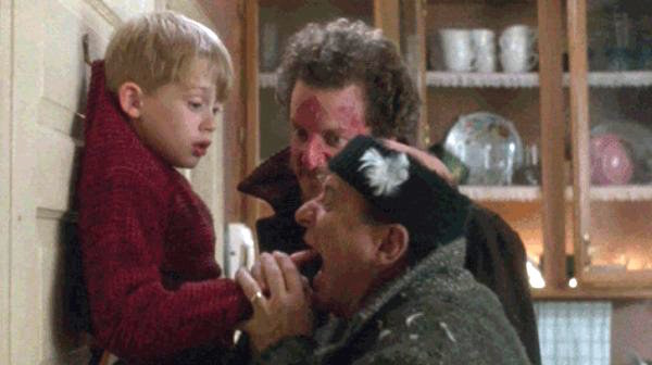 Like, did you know that Joe Pesci actually bit Macaulay Culkin while filming a Home Alone scene?