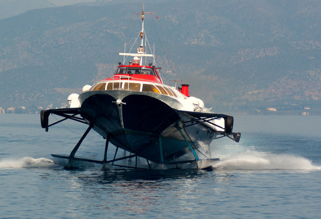 Hydrofoils (Greek Islands)