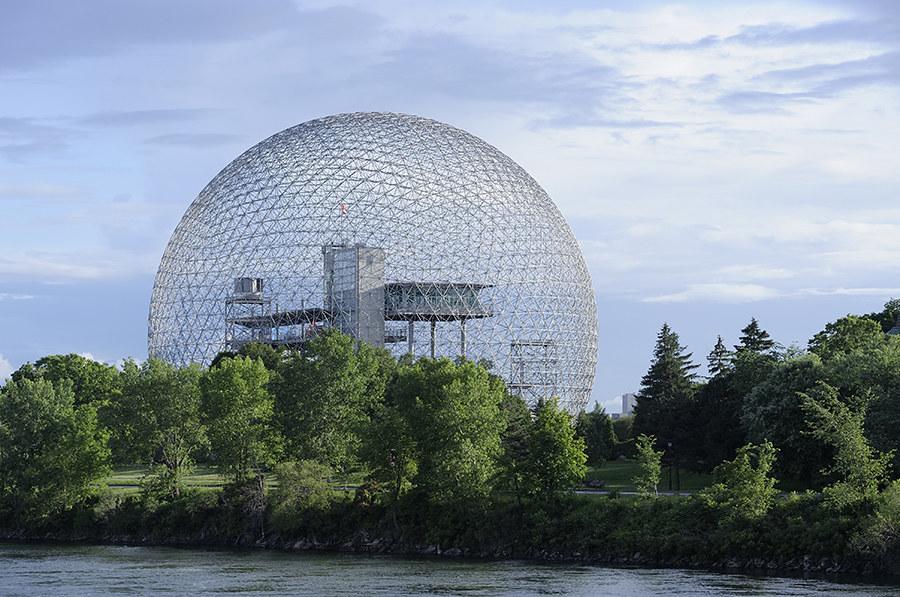 The Biosphère    Montreal, Quebec