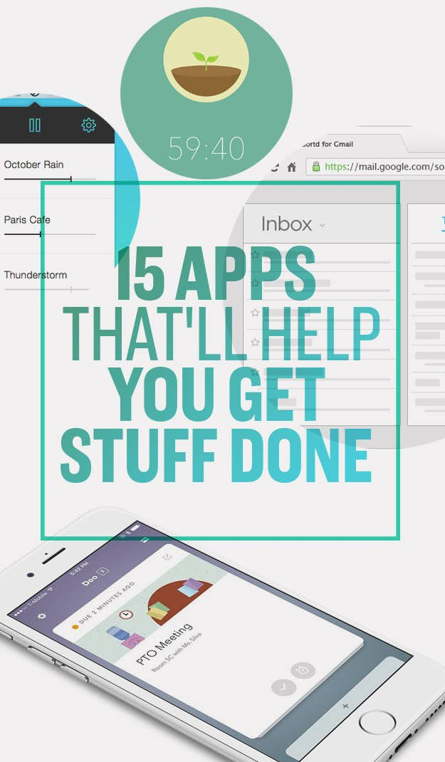 15 apps that ll make you insanely productive