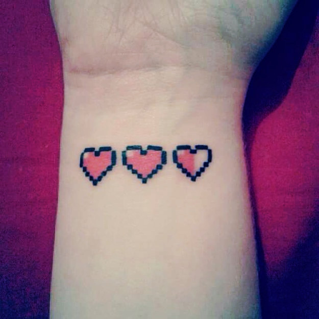 Tattoo Ideas Buzzfeed: 36 Geeky Tattoos That'll Make You Want To Get Inked