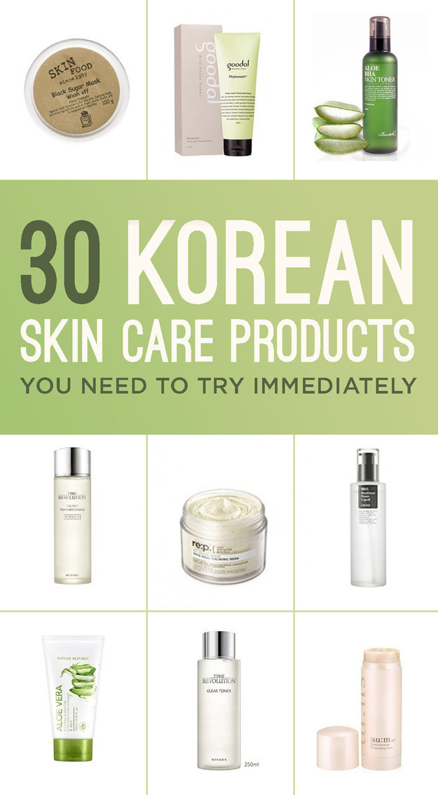 korean skincare buy