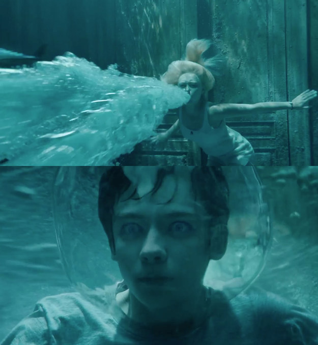 Based on the book of the same name by Ransom Riggs, the story follows Jacob Portman (Asa Butterfield), as he discovers clues to a mystery that spans different worlds and times.