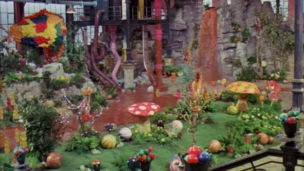Ever wish you could actually visit Willy Wonka's chocolate factory?