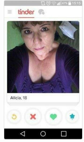 Alicia, 18 años.