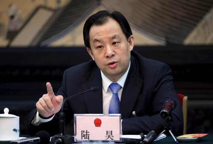 "Lu was speaking at the ""two sessions,"" the nation's top annual political meetings, when he said on March 6 that Longmay Group, the largest coal-mining group in the province, had not withheld or lowered miners' salaries despite heavy financial losses. The meetings were simultaneously broadcast in Heilongjiang, where 80,000 miners have been waiting for ""at least some living expenses,"" a fact Lu neglected to mention. Only after the strike began did Lu admit that he'd given a misleading account of the miners' plight.""We must thoroughly absorb the lessons of collecting and reporting inaccurate information,"" Lu said."