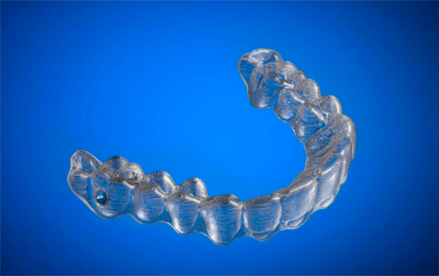 Dudley began researching clear braces online to fix his teeth when he noticed something: The braces he was looking at looked like something that could be made with a 3D printer, which he has access to as a digital design student.