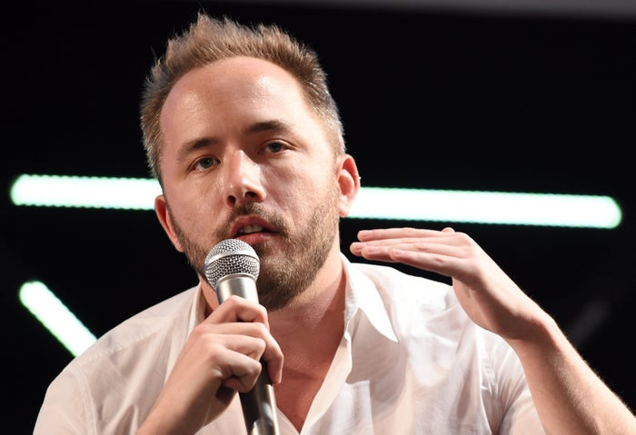 Dropbox CEO and co-founder Drew Houston.