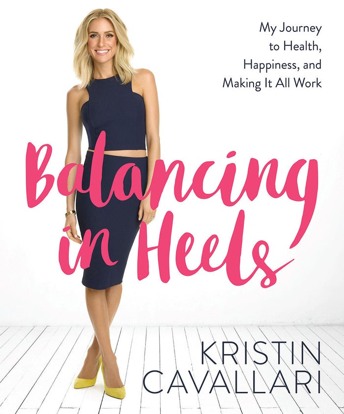 Who doesn't love to indulge in a little celeb advice now and again? We know we are totally guilty! Whether she is discussing her most personal relationships, how to juggle her personal life and career, or unveiling her health and fitness secrets, Kristin Cavallari opens up on how she balances it all.