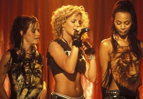 If you have a heart and/or soul, you know and love the 2002 movie Crossroads, a coming-of-age classic starring Her Majesty Britney Spears, Zoe Saldana, and Taryn Manning.