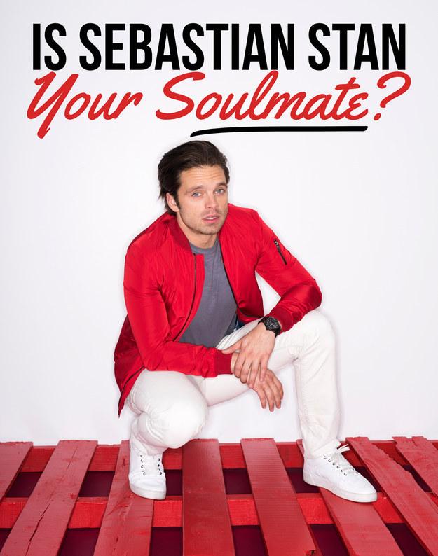 Is Sebastian Stan Your Soulmate? - Celebrity Buzzfeed Latest