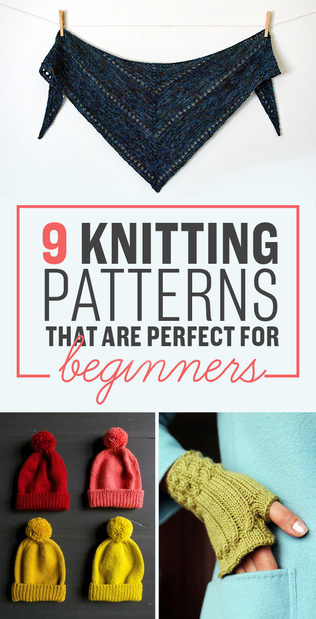9 Delightful Knitting Patterns You Should Try Right Now