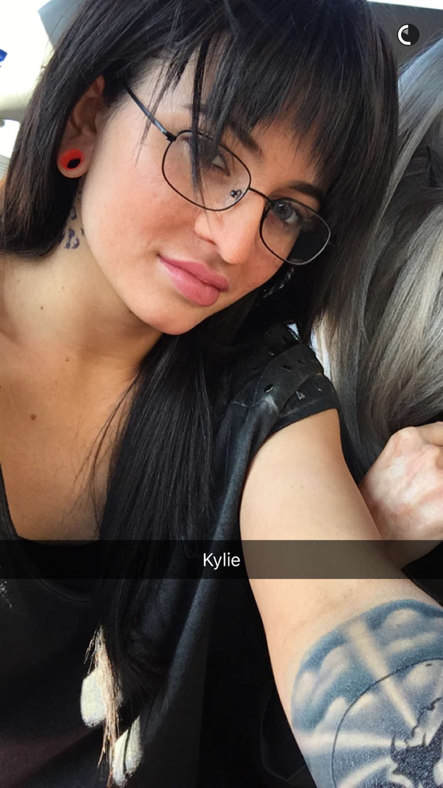 This is Kylie: