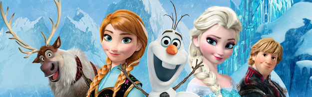 Remember when the world just couldn't get enough of Frozen?