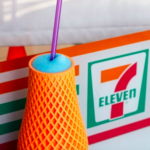 FREE 7.11oz Slurpee cup to a Small