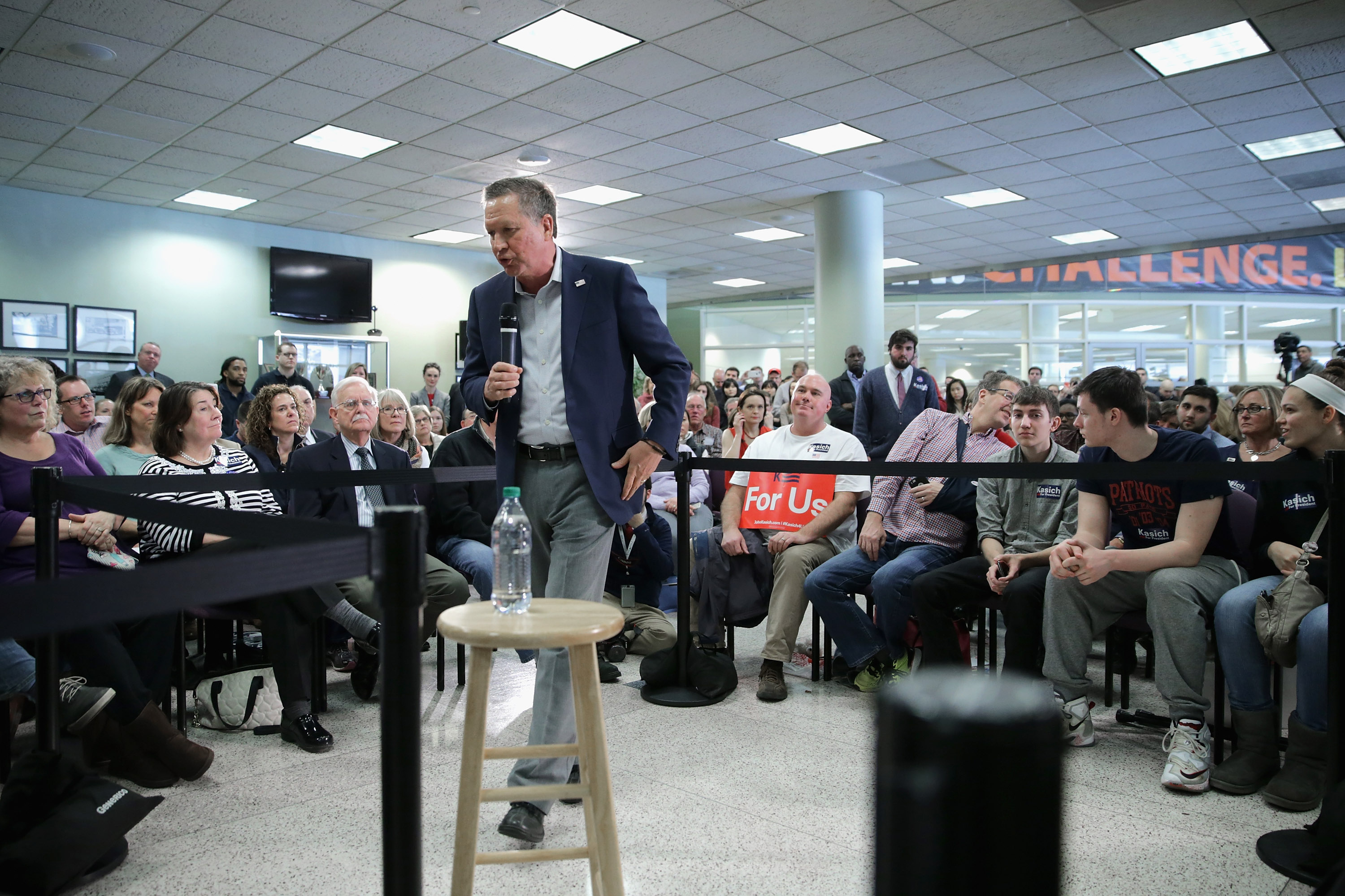 Establishment Republicans Are Furious With John Kasich