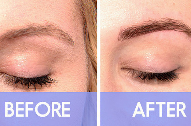 17 Genius Tricks For Getting The Best Damn Eyebrows Of