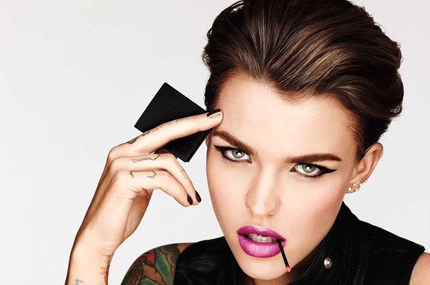Ruby Rose Is Releasing Makeup With Urban Decay And It's ...