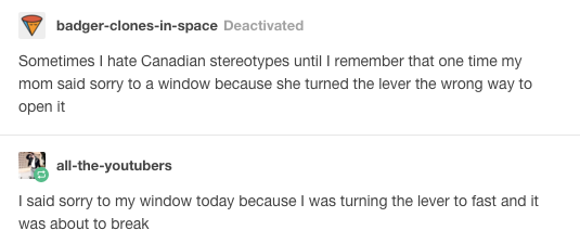 literally just a bunch of funny tumblr posts about