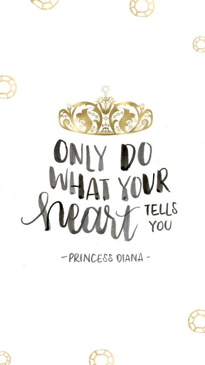 27 free phone backgrounds for anyone who needs a little pep talk this royal quote fit for a princess like yourself izmirmasajfo