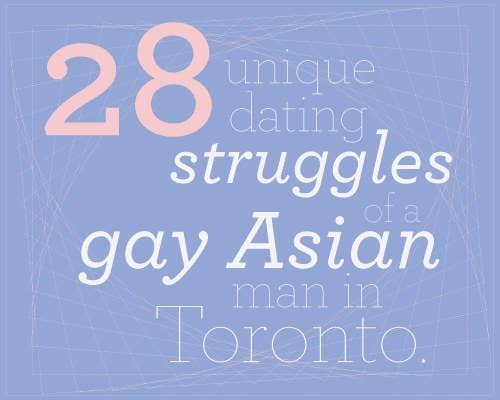 Asian dating in toronto