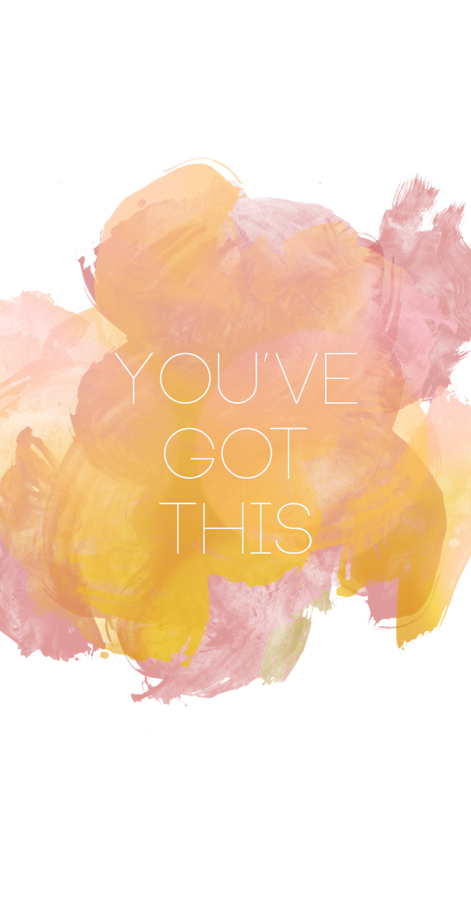 27 Free Phone Backgrounds For Anyone Who Needs A Little Pep Talk