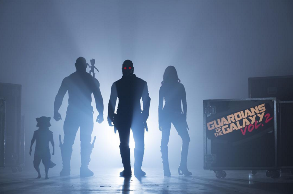 Guardians Of the Galaxy Vol. 2 is still over a year away, but the cast and crew are really going hard to keep our hype up in the meantime.